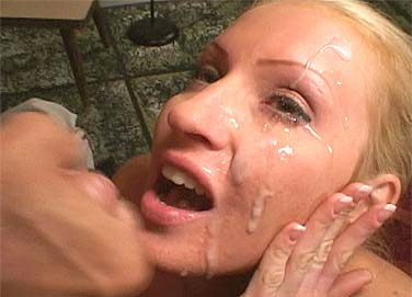 Pink Eye Surprise - Cum
